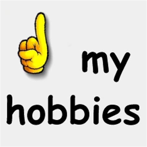 Short essay on hobbies